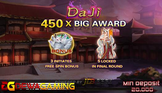 APK Fafaslot Daji JDB Gaming