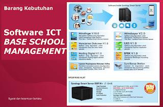 Software ICT Based School Manajemen