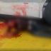Vídeo – O último suspiro de um assaltante de ônibus