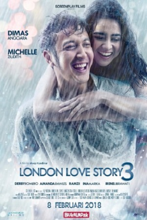 Jadwal LONDON LOVE STORY 3 di Bioskop