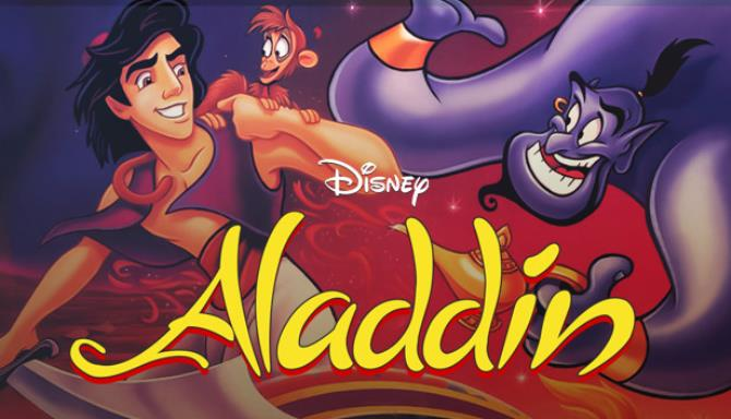 تحميل لعبة علاء الدين Disney's Aladdin 1993