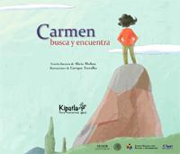 Imagen del Libro de cuentos Carmen busca y encuentra