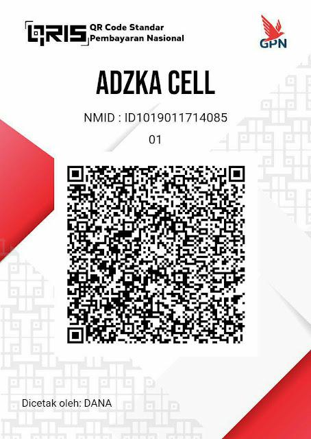 Cara Deposit Via Merchant di Adzka Payment