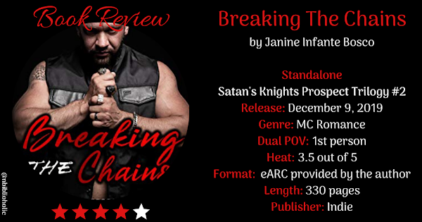 Breaking The Chains by Janine Infante Bosco