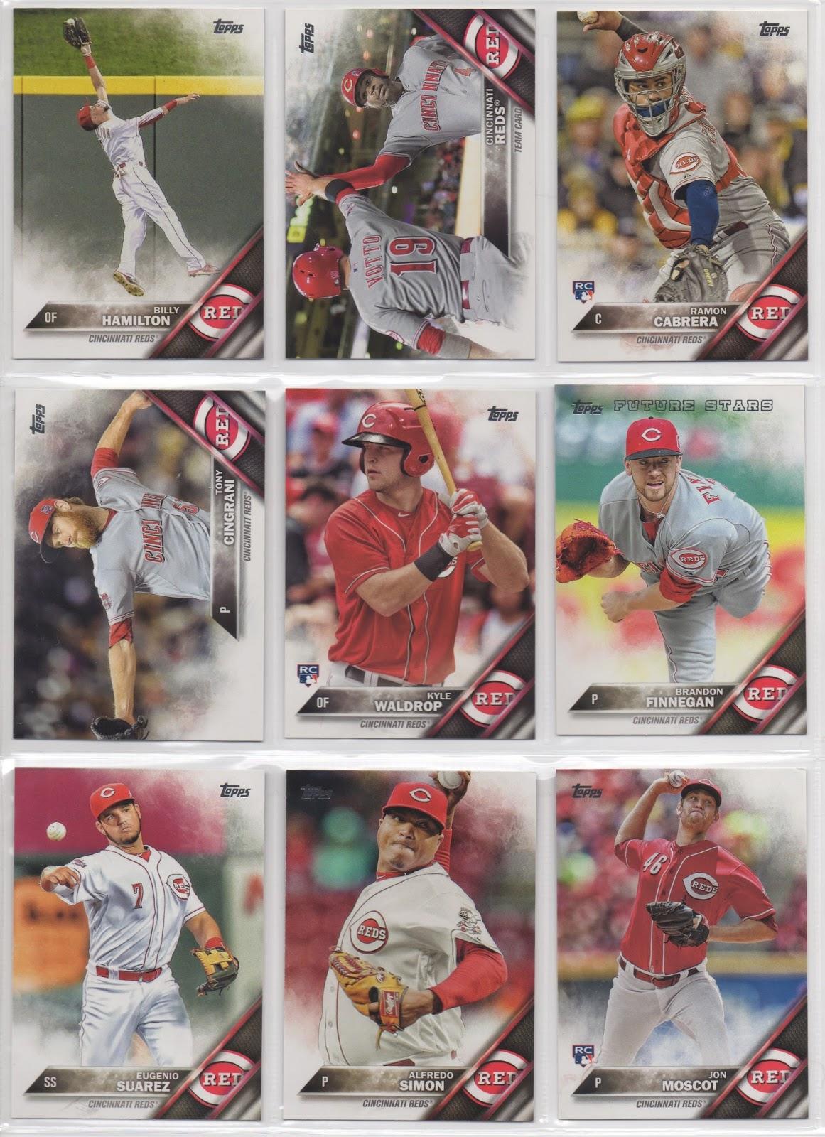 2020 Kahns Baseball Trading Card Cincinnati Reds Team Issued Anthony Desclafani