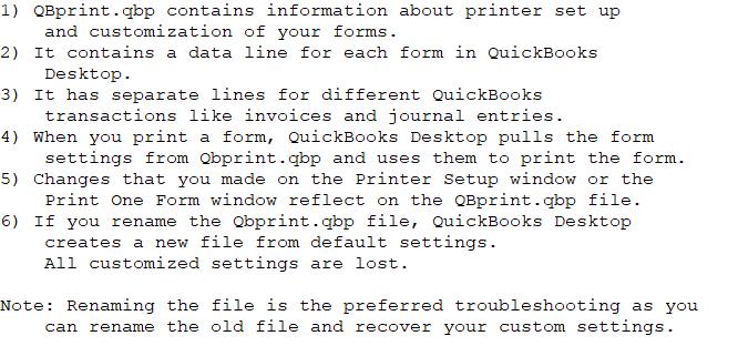 what is QBPRINT.qbp file