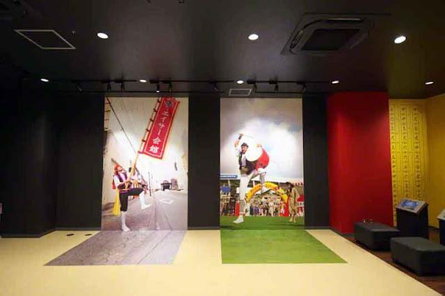 Eisa, museum, history, Okinawa