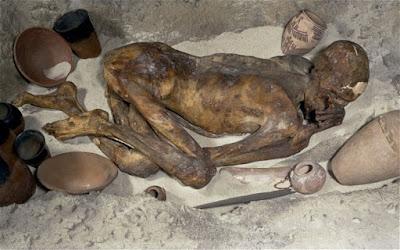 Μούμια ταριχευμένη με μέθοδο 5.500 ετών ανακαλύφθηκε στο Τορίνο