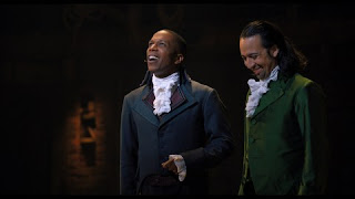 Hamilton on Disney Plus