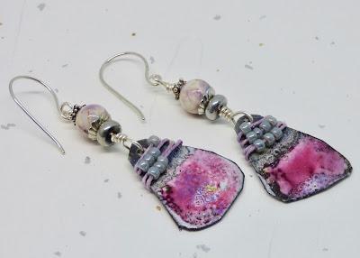 Earrings by BayMoonDesign