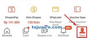 tidak muncul kode pembayaran shopeepay kenapa?