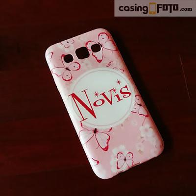 custom case nama (butterfly background)