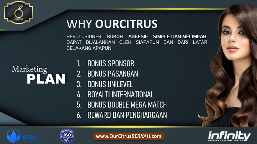 5.Marketing Plan Ourcitrus