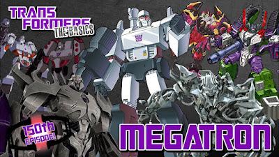 Transformers: The Basics On Megatron