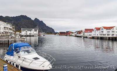 挪威,  羅浮敦群島, lofoten island, norway, henningsvaer