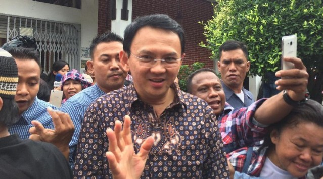 Eksepsi Ahok Ditolak, Pengacara: Kami Hormati Putusan Pengadilan
