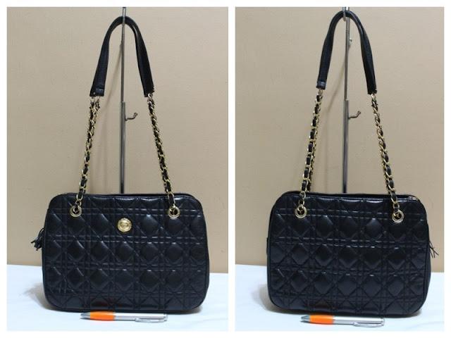 Jual tas tas second bekas branded original murah dari Singapore Original  Authentic dengan harga yang kompetitif. FION 3a2b8c9ada