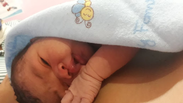 [ ID.CP ] Welcome to the world Baby Alea