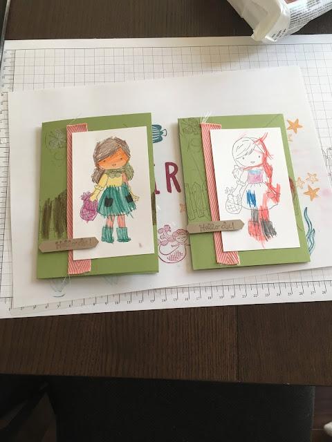 Kinder Workshop Garden Girl