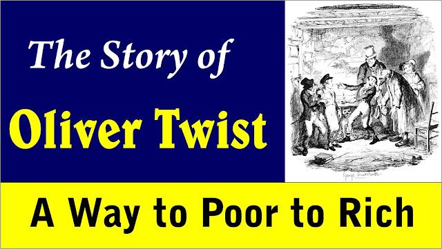 oliver twist summary, oliver twist novel pdf
