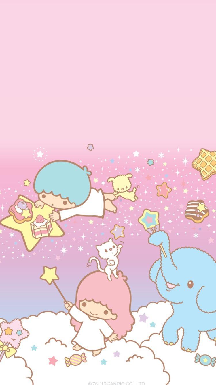 Kawaii World Little Twin Stars Classic Icons