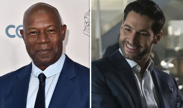 Dennis Haysbert Discusses Lucifer & Playing GOD Opposite Tom Ellis