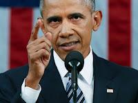 Barack Obama Berhenti Merokok
