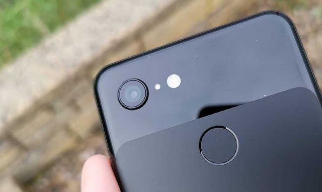 How many megapixels is the Google pixel 3?