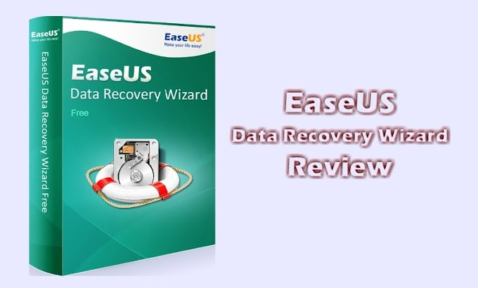 EaseUS Data Recovery Wizard 13.3 Full Review