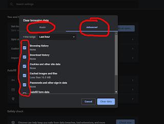 Cara Menghapus Riwayat Pencarian di Google Chrome HP Android dan Laptop