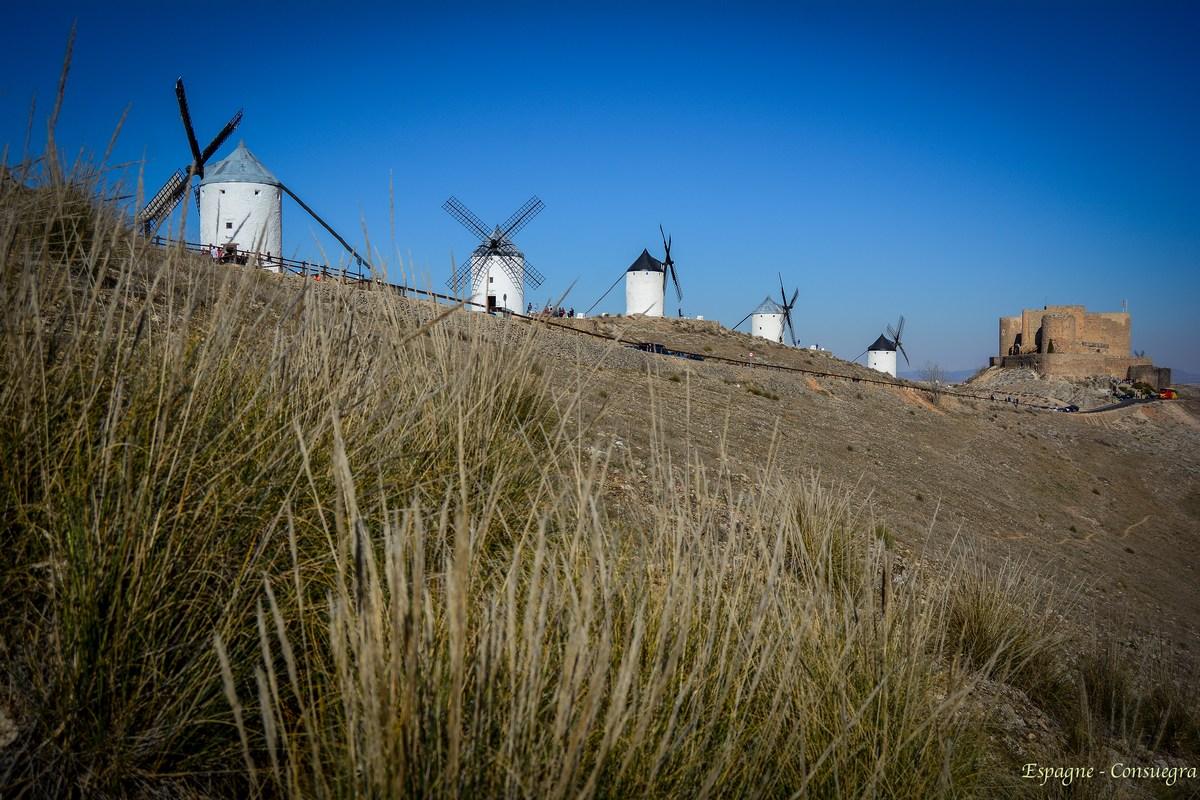 moulins de Consuegra
