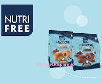 Concorso Nutrifree : vinci gratis 84 Box forniture di prodotti e 84 cuscini brandizzati