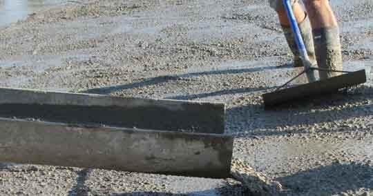 pasir beton