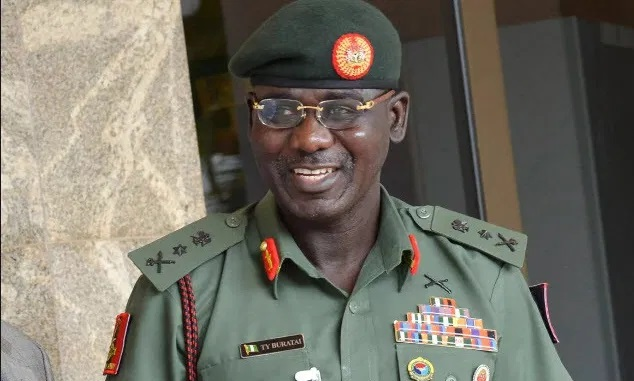 Planned ICC probe will affect internal security – Buratai reacts to investigation against Nigerian security forces