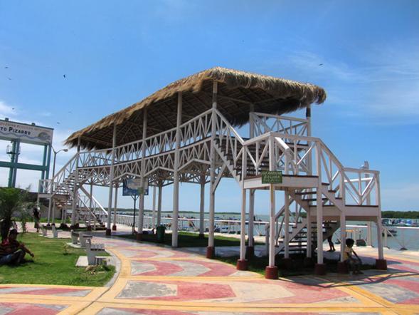 Playa Puerto Pizarro