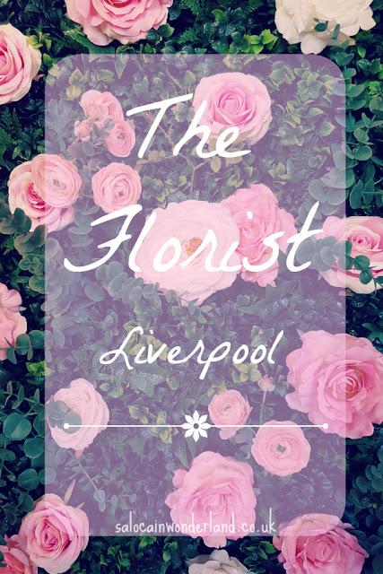 The Florist Liverpool, Bar and Restaurant, Hardman Street