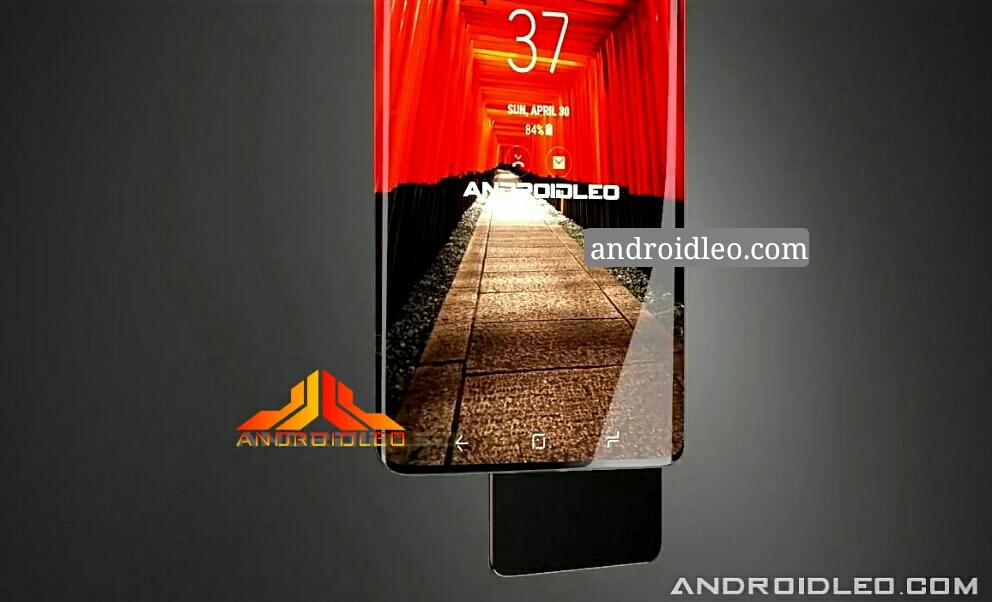 Samsung Galaxy note 9 concept 2018