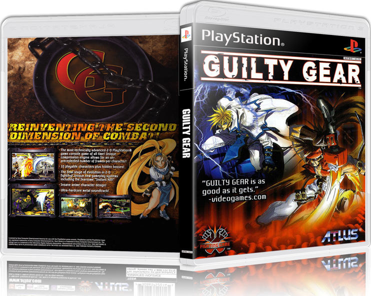 guilty gear ps2 iso download