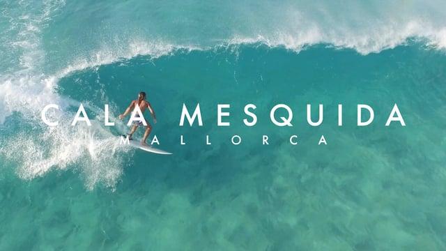 SURF Cala Mesquida