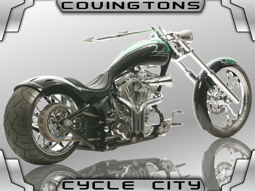 Covington Choppers Custom Motorcycle