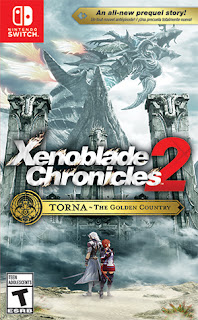 Xenoblade Chronicles 2: Torna ~ The Golden Country Xci NSP