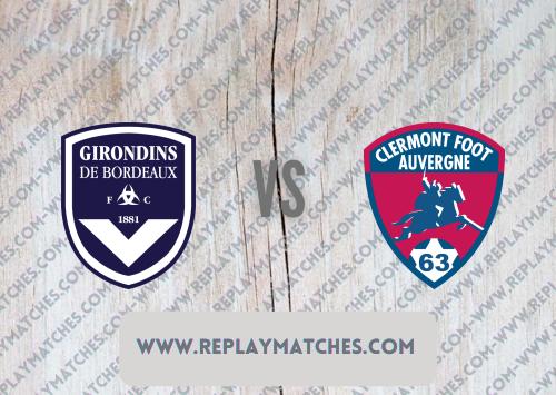 Bordeaux vs Clermont -Highlights 08 August 2021