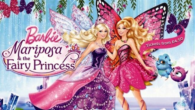 Gambar Kartun Barbie Mariposa Shamstore