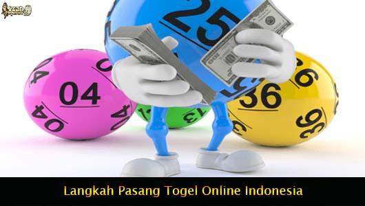 Langkah Pasang Togel Online Indonesia