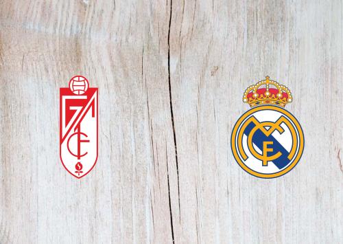 Granada vs Real Madrid -Highlights 13 May 2021