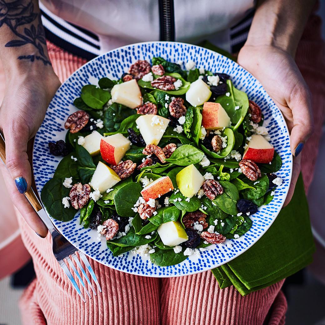 Vegan Enlightened Salad