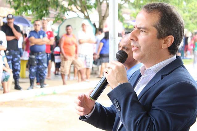 Contas de 2017 e 2018 do prefeito Marcello Maranhão, são aprovadas pelo TCE