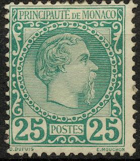 Charles III, Prince of Monaco 25 Cent