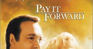 Essay on pay it forward the movie