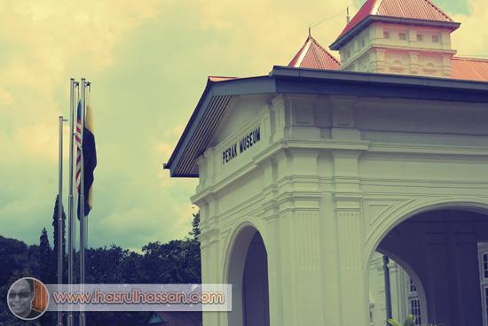 Muzium Perak Muzium Pertama Malaysia